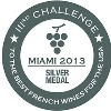 medaille-d-argent-au-challenge-for-the-best-french-wine-for-the-usa-2013